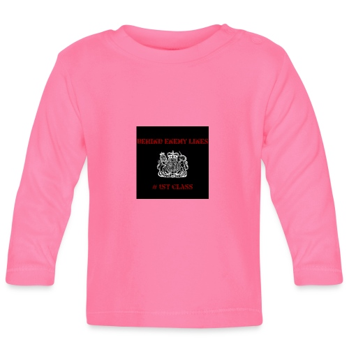Front - Baby Long Sleeve T-Shirt