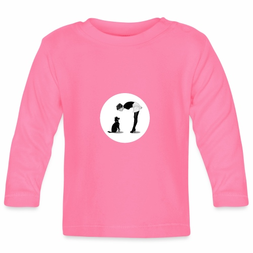 Chica - Baby Long Sleeve T-Shirt