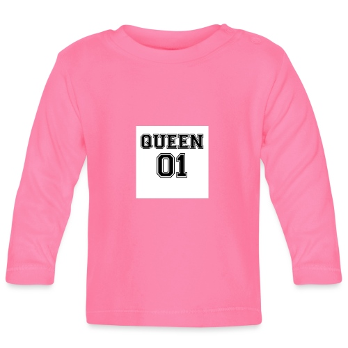 Queen 01 - T-shirt manches longues Bébé