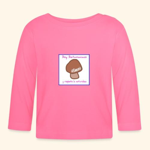 Soy Setamaniaco - Camiseta manga larga bebé