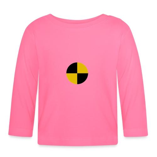 crash test - Baby Long Sleeve T-Shirt