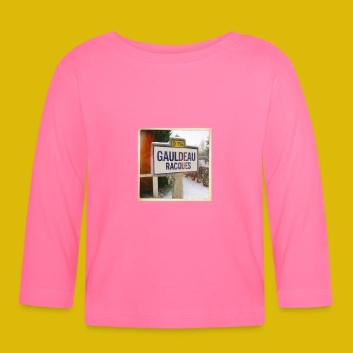 Gogoldorak - T-shirt manches longues Bébé