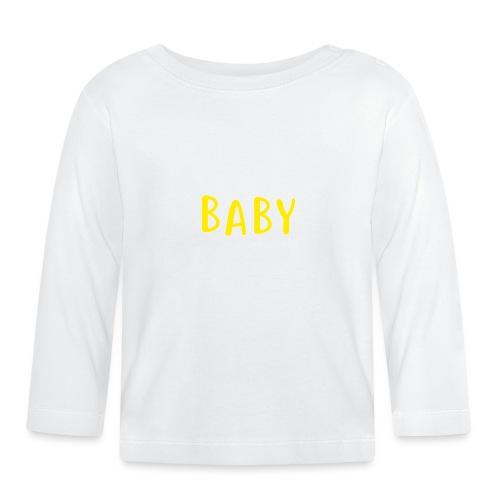 baby sarah black design - Baby Long Sleeve T-Shirt
