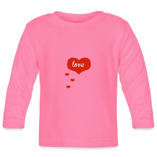 baby boo design - Baby Long Sleeve T-Shirt