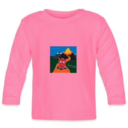 Inferno Lucie - Baby Long Sleeve T-Shirt