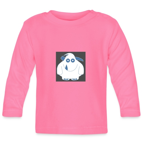 Pinky Monster - Baby Long Sleeve T-Shirt