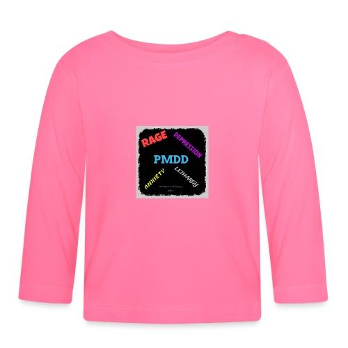 Pmdd symptoms - Baby Long Sleeve T-Shirt