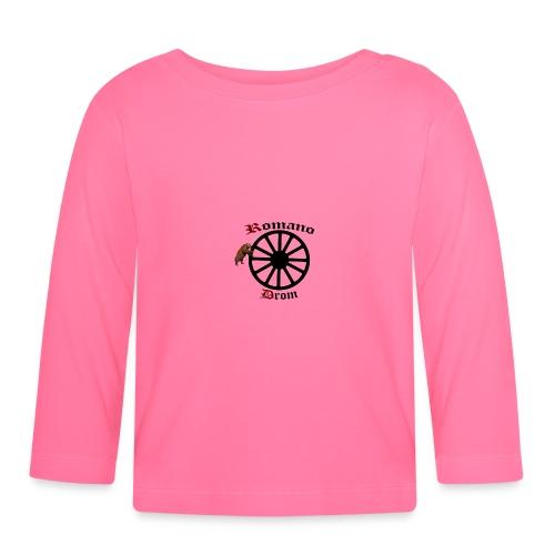 626878 2406580 lennyromanodromutanbakgrundsvartbjo - Långärmad T-shirt baby