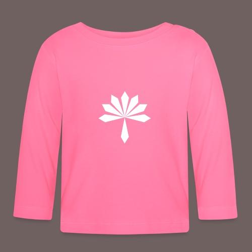 GBIGBO zjebeezjeboo - Rock - Fleur [FlexPrint] - T-shirt manches longues Bébé