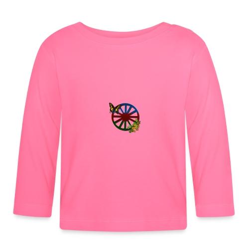626878 2406576 lennyromanodromflagaloev orig - Långärmad T-shirt baby