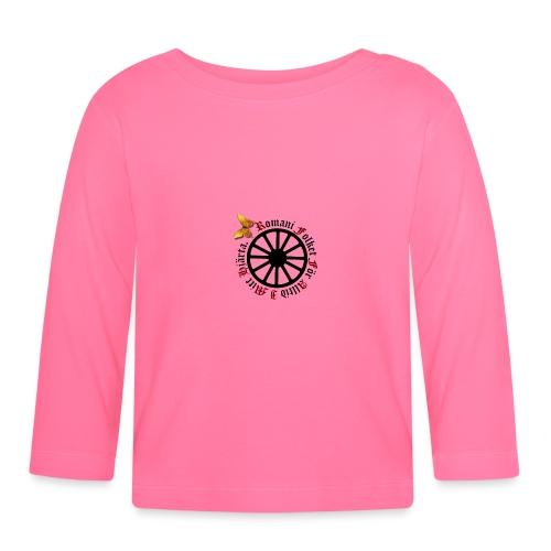 LennyhjulRomaniFolketisvartfjaerli - Långärmad T-shirt baby
