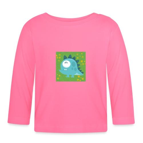 Dino - Baby Langarmshirt