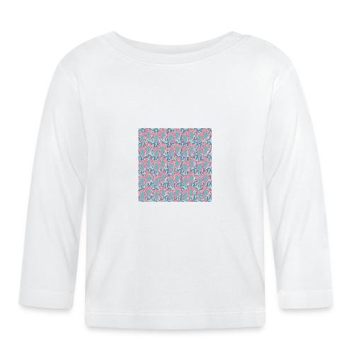kidfootprint a5 - Baby Long Sleeve T-Shirt