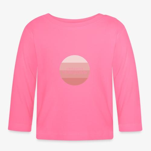 TRANSPARENT HORIZONS - Långärmad T-shirt baby