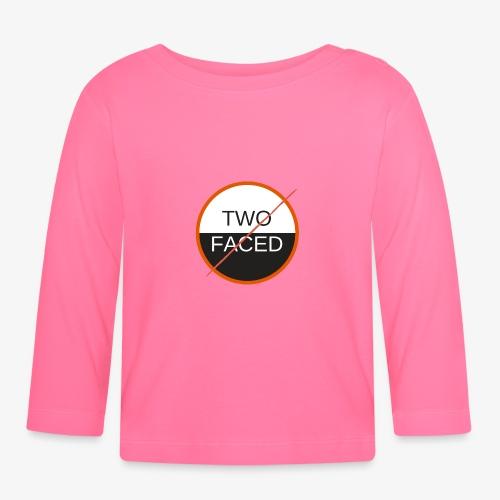 TWO FACED - Långärmad T-shirt baby