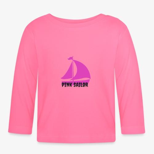 PINK SAILOR - Långärmad T-shirt baby