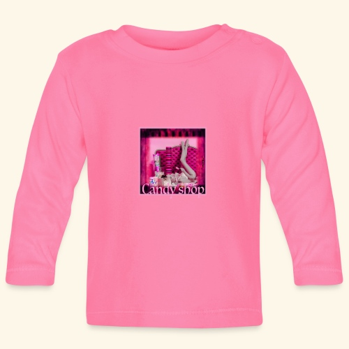 CANDY SHOP - T-shirt manches longues Bébé