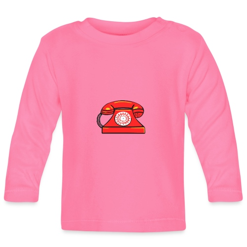 PhoneRED - Baby Long Sleeve T-Shirt