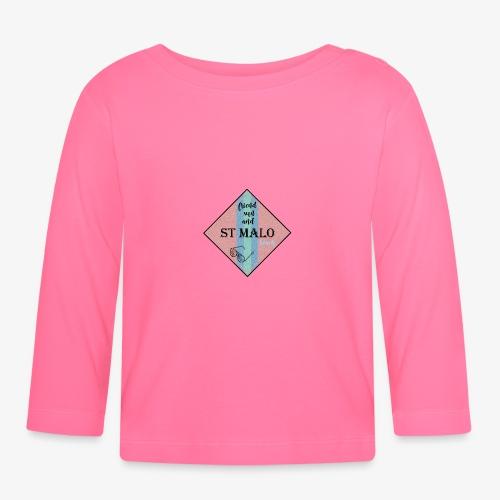 st malo - T-shirt manches longues Bébé