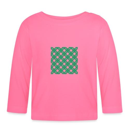 Saint Patrick - T-shirt manches longues Bébé