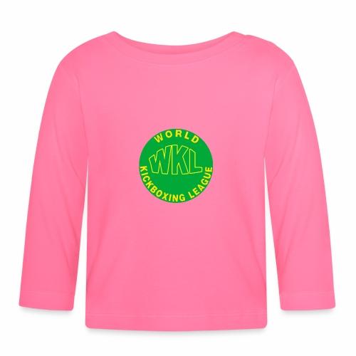 WKL GREEN - Camiseta manga larga bebé