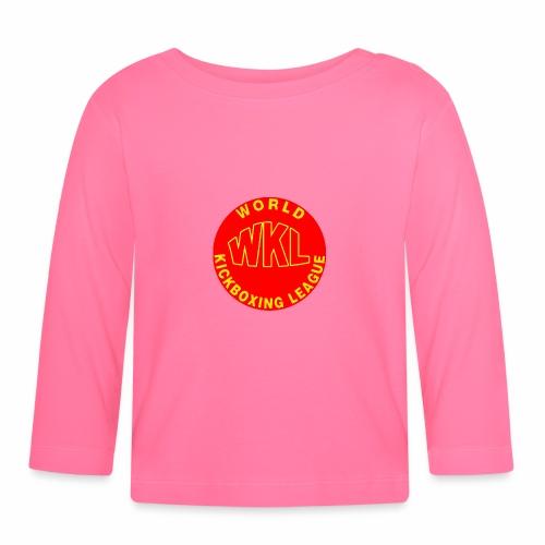 WKL RED - Camiseta manga larga bebé