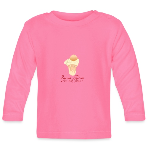 Rumi Day, 30th Sept - Baby Long Sleeve T-Shirt