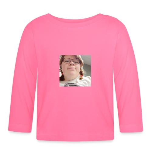 59484A7E 1945 46BE 8ECA 453E571717F7 - Långärmad T-shirt baby