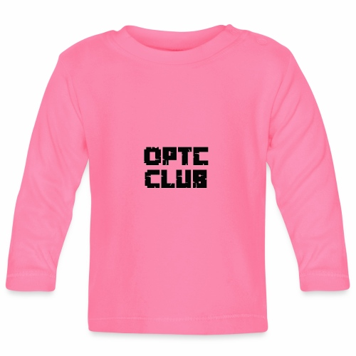 club optc - Baby Langarmshirt