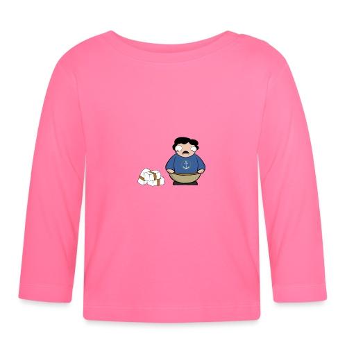 Pablito. - Camiseta manga larga bebé