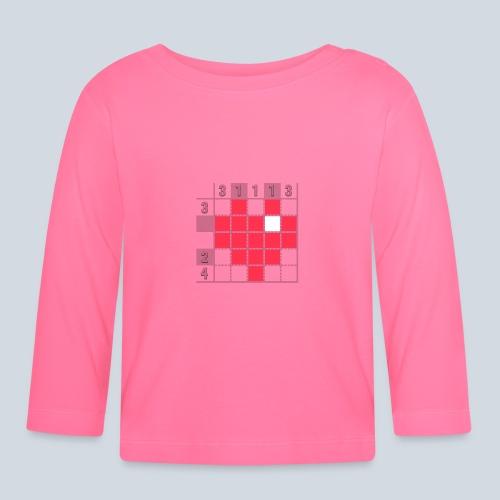 Heart Tshirt Women - T-shirt manches longues Bébé