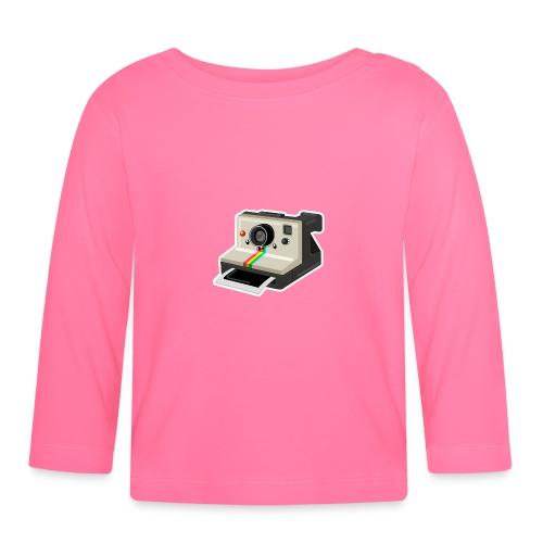 Polaroid 1000 kawaii - T-shirt manches longues Bébé