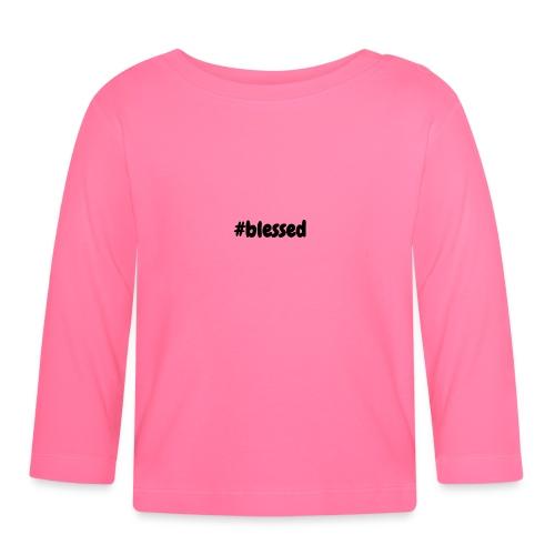 blessed - Vauvan pitkähihainen paita