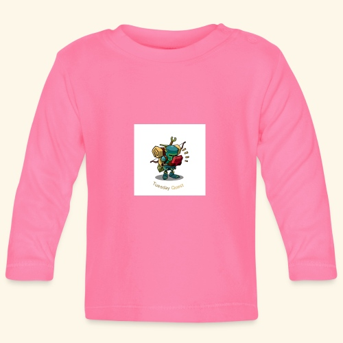 Tuesday Quest Logo - Baby Long Sleeve T-Shirt