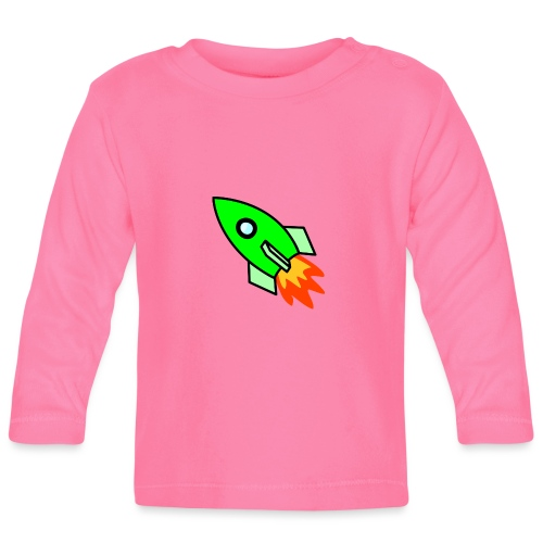 neon green - Baby Long Sleeve T-Shirt
