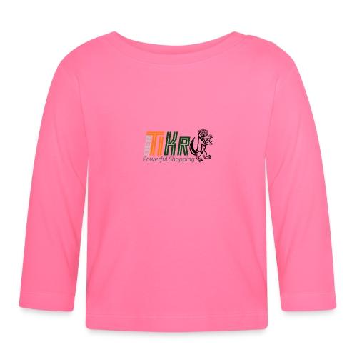 DerTiKro Transparent - Baby Langarmshirt