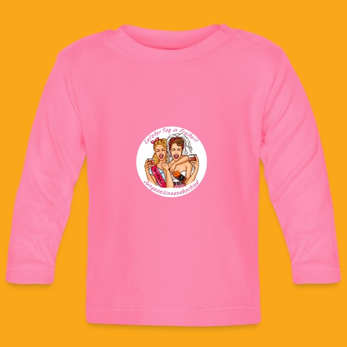 Jungesellinnenabschied - Baby Langarmshirt