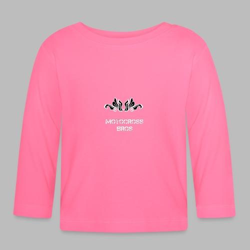 Motocrossbros - Långärmad T-shirt baby