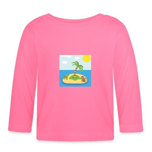 apa - Långärmad T-shirt baby