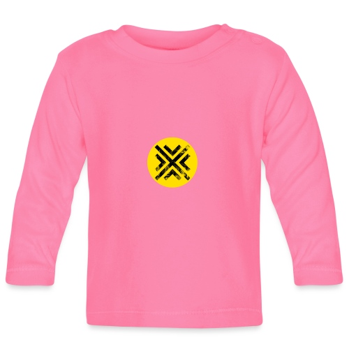Símbolo Central - Camiseta manga larga bebé