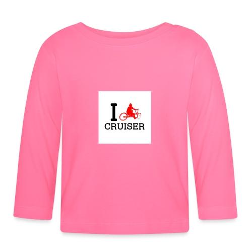 badge018 - T-shirt manches longues Bébé