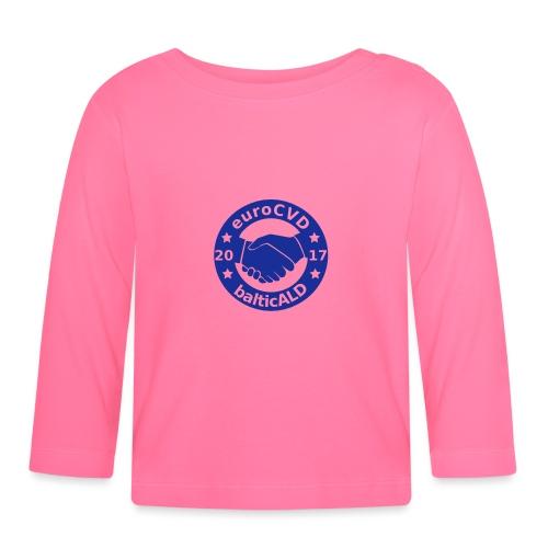 Joint EuroCVD-BalticALD conference womens t-shirt - Baby Long Sleeve T-Shirt