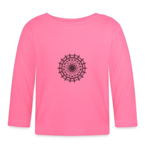 CircularOrnament25-800px - Maglietta a manica lunga per bambini