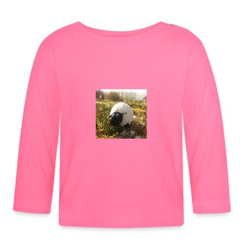 Sheep in Ireland - Baby Langarmshirt