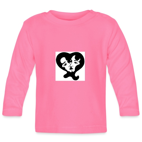 Girl Action - Baby Long Sleeve T-Shirt