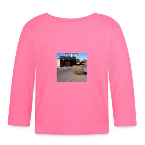 NOTHING - T-shirt manches longues Bébé