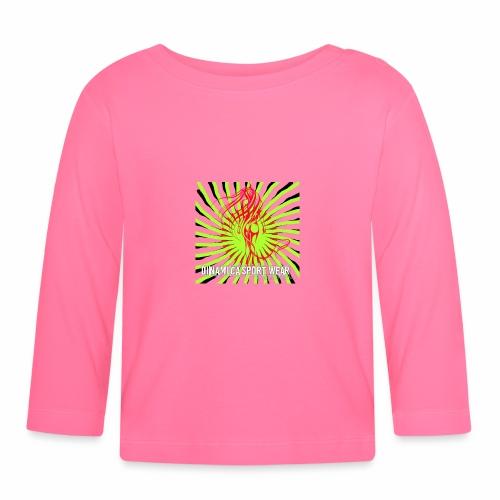 DSW logo - Långärmad T-shirt baby