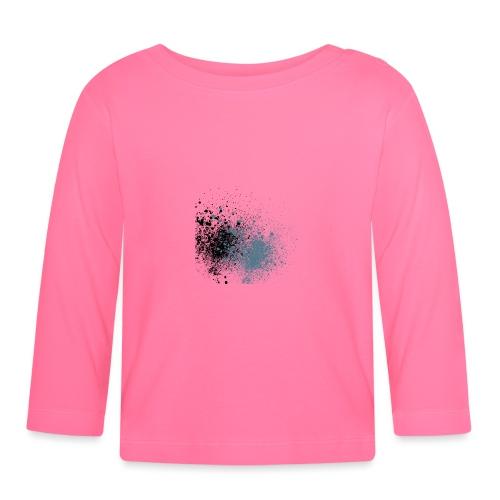 färger - Långärmad T-shirt baby