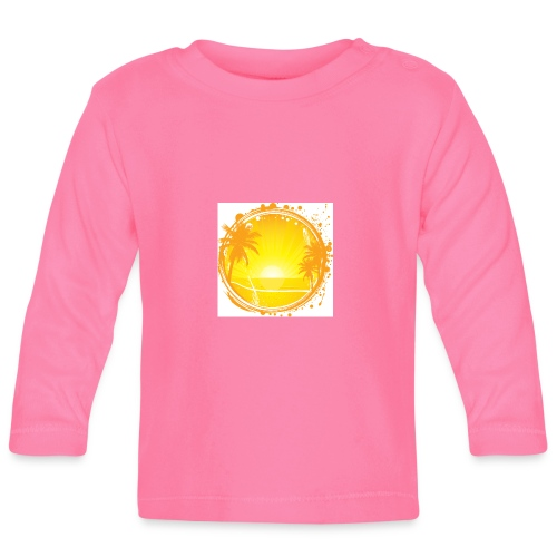Sunburn - Baby Long Sleeve T-Shirt