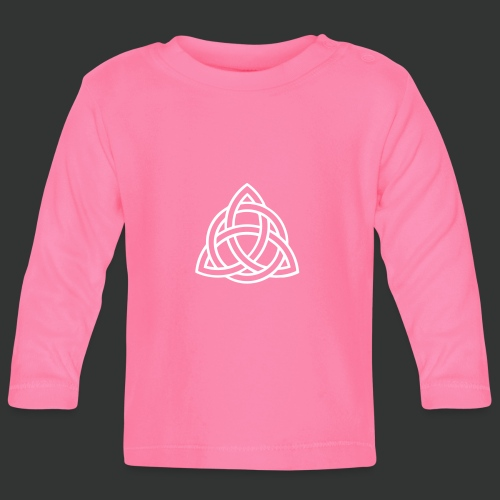 Celtic Knot — Celtic Circle - Baby Long Sleeve T-Shirt